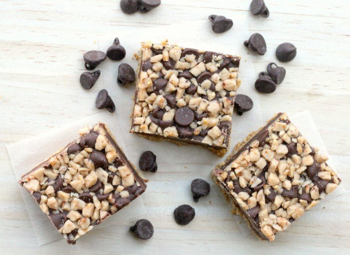 hersheys fudge bars