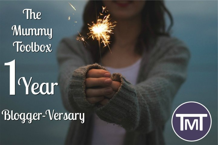 TMT 1 year blogger-versary