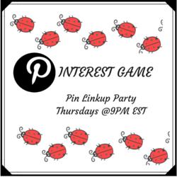 Pinterest Game badge