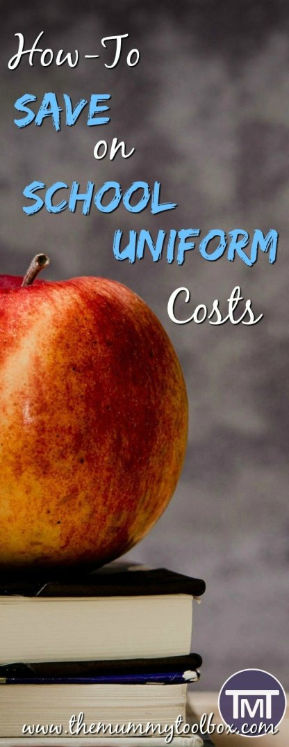 The best places to buy school uniforms to save money when you're broke or if you are strapped for cash! and how best to save on school uniform costs
