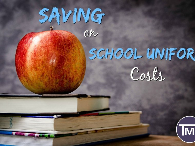 Saving on school uniform feature image