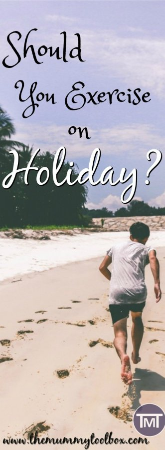You want to relax but don't want to lose out on your fitness gains while on vacation, I answer the question should you exercise on holiday once and for all!