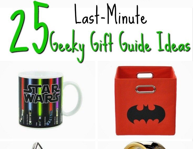 We love quirky things so this geeky gift guide will give you plenty of inspiration for the nerd in your life that can be hard to buy for!