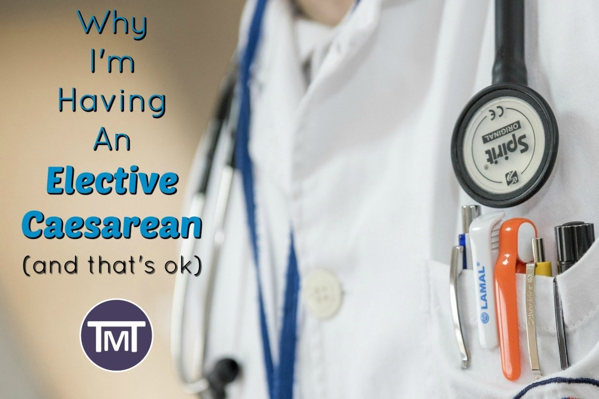 Why I'm Having An Elective Caesarean And That's Ok