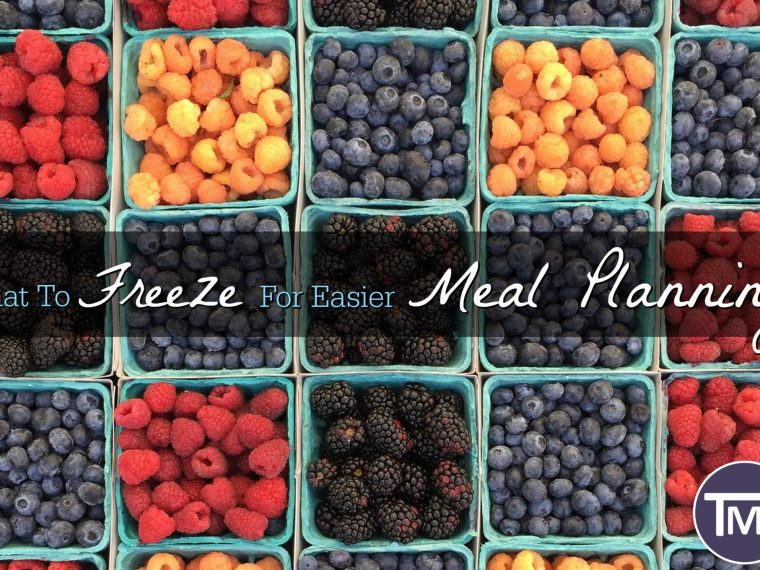 lots of punnets of colorful berries and fruit with text overlay -