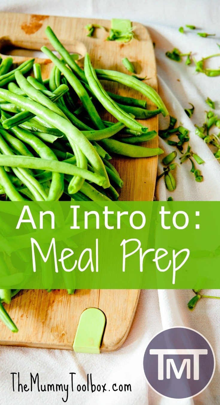 Meal prep can be intimidating, but there are so many health benefits including saving money, time and being healthier so here's an intro to get you started! #mealprep #mealprepping #healthylifestyle #health