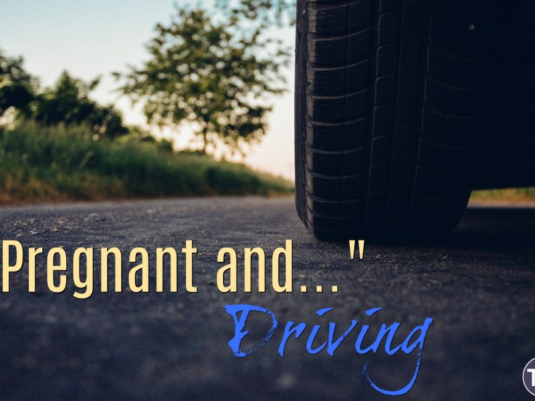 "pregnant driving day two ""pregnant and..."" series"
