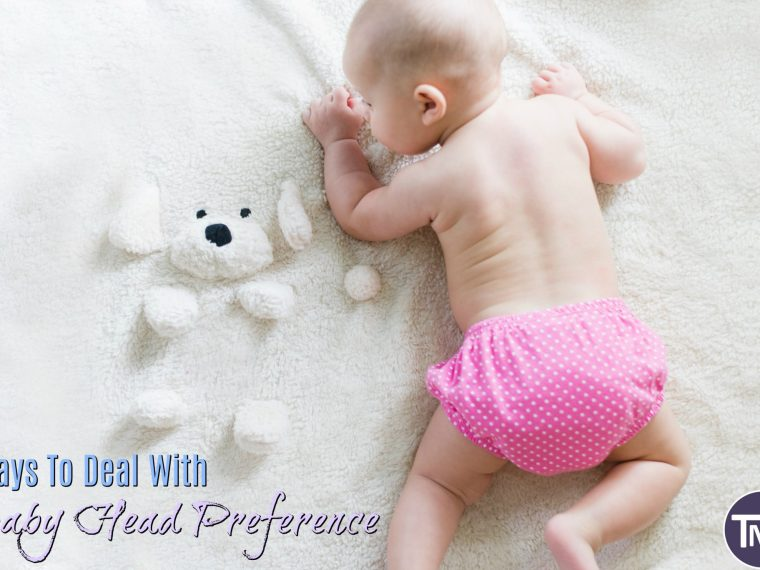 ways to deal with baby head preference feature image