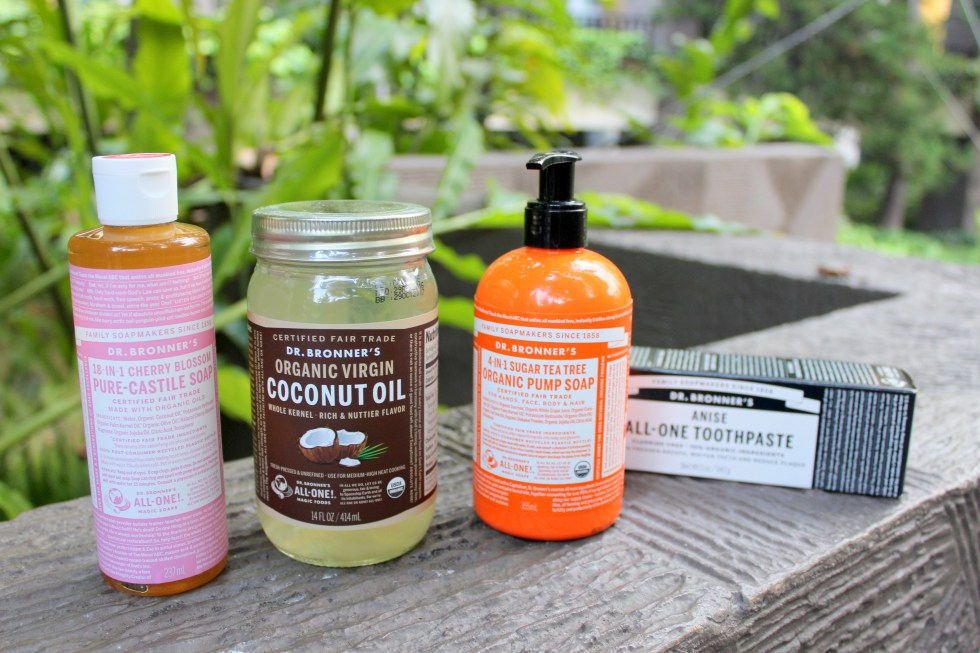Dr Bronner Nature's glory