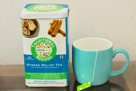 Mamaearth Traditional Recipes : Feel Better Tea and Stress Relief Tea Review