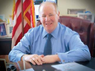 Mayor J. Christian Bollwage was the driving force behind infrastructure improvements that will mean a significant reduction in flooding for the town of Elizabeth, N.J. (Photo provided)