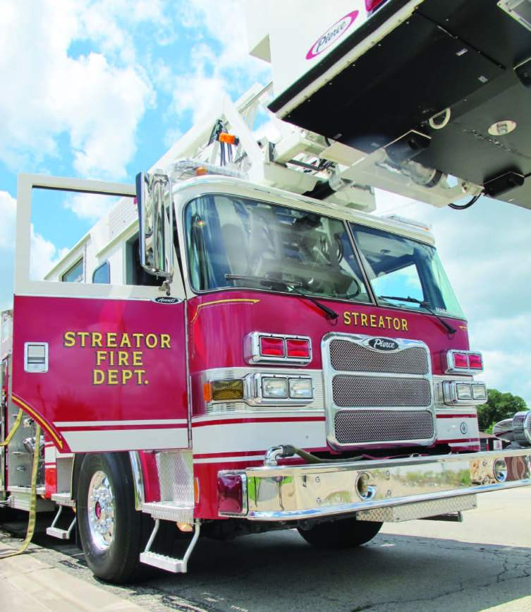 Some people believe fire prevention is only thought about during Fire Prevention Week in October and the occasional safety talk at the local elementary school. It's actually a year-round responsibility taken on by many fire service agencies, including the Streator Fire Department in Illinois. (Photo provided)