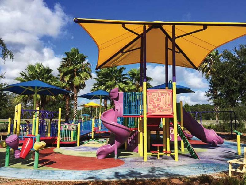 Ormond Beach, Fla., found that a limitless park was comparative in cost to other playgrounds. (Provided by city of Ormond Beach)