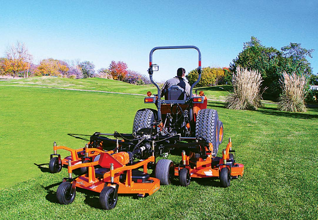 By purchasing through a cooperative contract, grounds maintenance managers in many government agencies can take advantage of the time- and money-saving benefits that the contracts provide. (Photo provided)