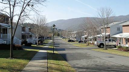 """Green Bank, W.Va., is called """"The Quietest Town in America,"""" with many electronics prohibited since the town resides near the center of the National Radio Quiet Zone, a 13,000-square-mile area embracing portions of West Virginia, Virginia and Maryland. (Photo provided)"""