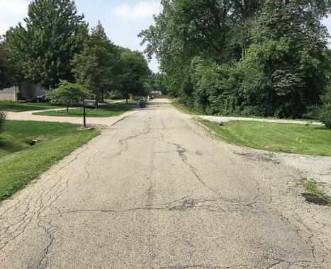 pre-green highway