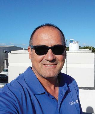 Bryan J. Gayoso, water reclamation facility superintendent