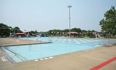 Kalamazoo's Kik Pool will remain open this summer. While it is expensive to keep running, it provides value to its community as a place where children can learn to swim and cool off during the summer. (Provided by Kalamazoo, Mich.)