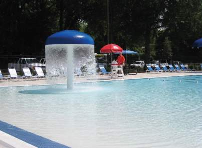 Newnan, Ga., is expanding its pool operations by partnering with the YMCA. The YMCA is managing the pool while the city is providing maintenance. (Photo provided by Newnan, Ga.)