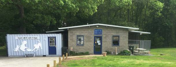Swansea's animal shelter has been looking for a new space for quite some time. If the proposal to purchase the vacant Sears store becomes reality, the shelter could move into a detached portion of the building. (Photo provided)