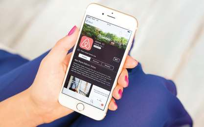 More cities and towns will likely face short-term rentals as travelers increasingly use apps to book them. Allianz Global Assistance, a Virginia-based firm that specializes in travel insurance, found that nearly 40 percent of Americans planned to utilize a sharing service while on their summer vacations. (Shutterstock.com)