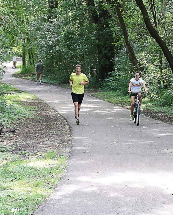 Improving its parks system is just one of many projects on Coon Rapids' docket for the future. (Photo provided)