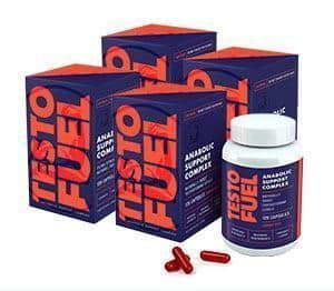 TestoFuel Christmas Supplement Deals Test Booster