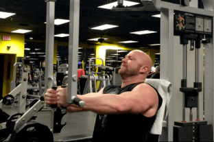 Chest Exercise - Flyes in Jason Stallworth