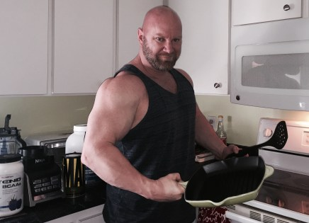 Jason Stallworth Anabolic Cooking Review Muscle Building Recipes
