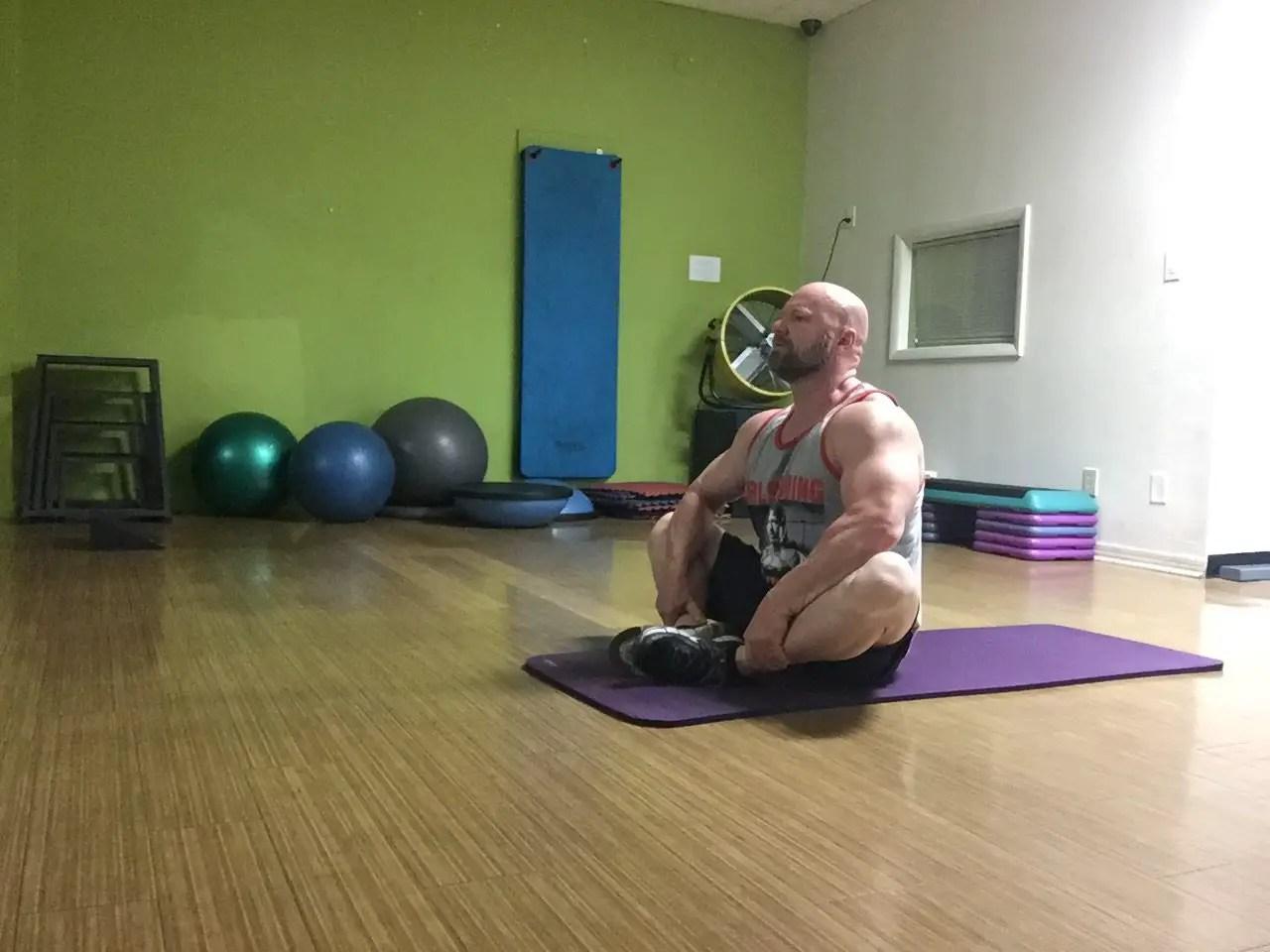 Stretch Inner Thighs