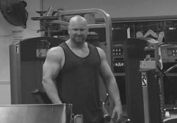 Jason Stallworth - Monday Workout