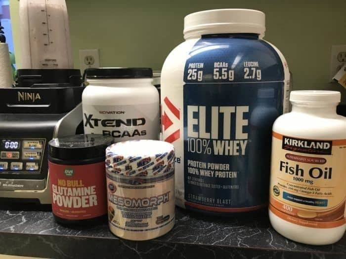 Supplement Stack June 2017