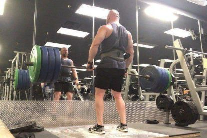 Deadlifts - Jason Stallworth TheMuscleProgram - Strength and Conditioning