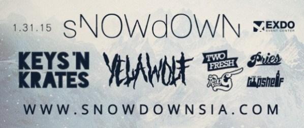 SNOWDONW