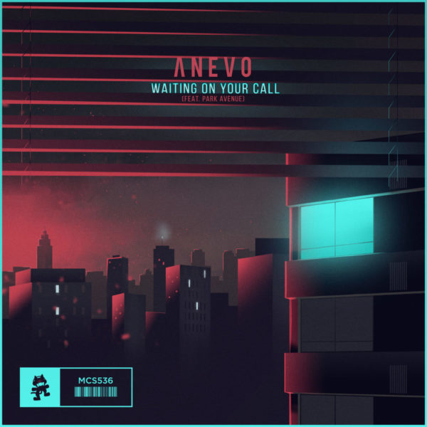 Anevo - Waiting On Your Call (feat. Park Avenue) (Art)