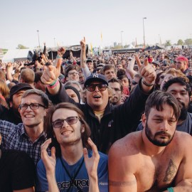 Festival Review:  Rock on the Range 2016 Day 1