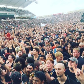 Festival Review:  Chicago Open Air 2016 Day 2