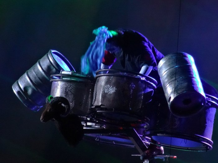Slipknot performs live at Chicago Open Air 2016 Day 3 at Toyota Park in Bridgeview, IL.