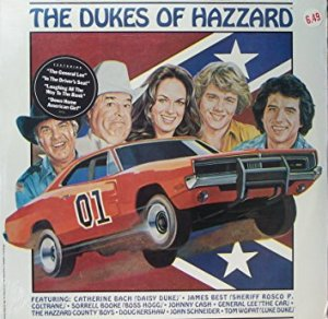 The Dukes of Hazzard Album, courtesy of Amazon Images