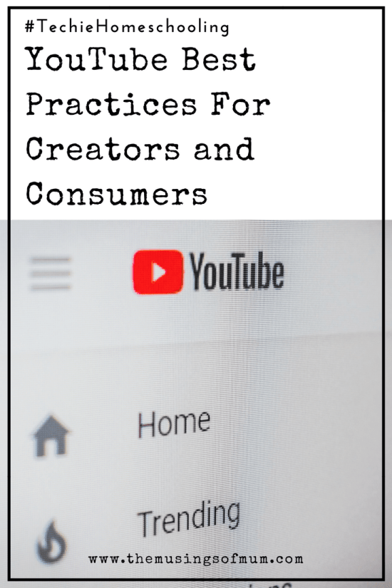 YouTube Best Practices For Creators and Consumers - Keeping kids safe online has to be everyone's top priority. Not just parents. YouTube can be a great learning tool, but parent involvement is key.
