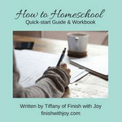 Homeschool How-To Quick Start Guide