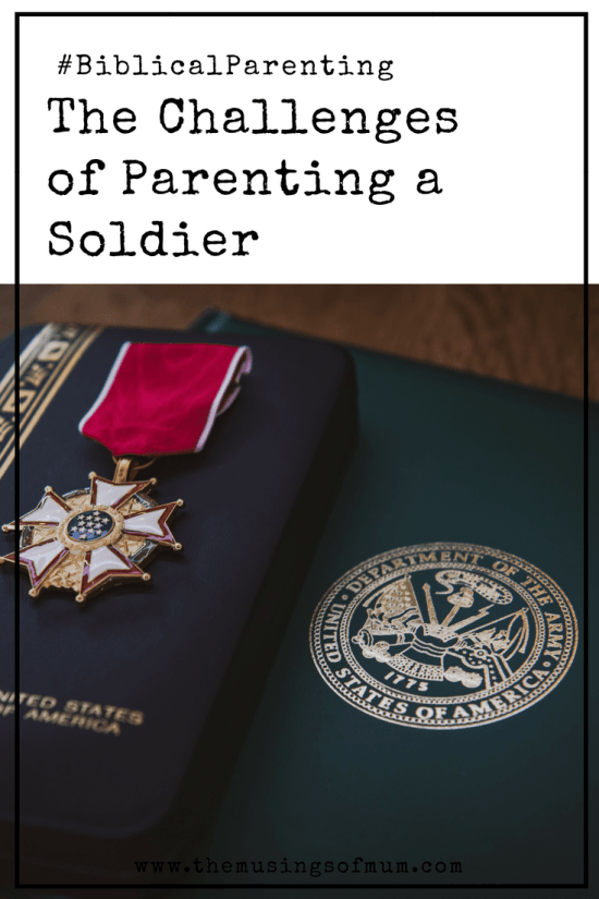 The Challenges of Parenting a Soldier - Our soldier sons and daughters need us to be strong, even when we don't feel like we are. That's why finding support is so important.