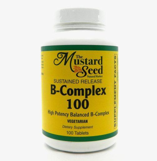MS B Complex 100 100
