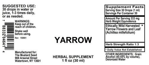 4004641 Yarrow Liquid Extract