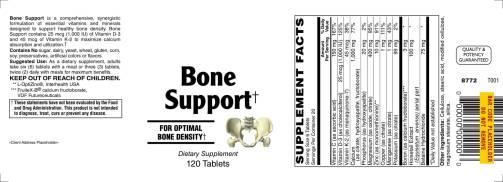 Bone Support 120ct 1