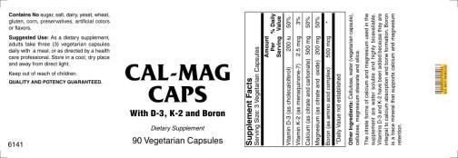 CalMag Caps 90ct 1