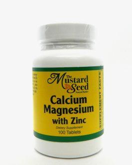 Calcium Magnesium with Zinc