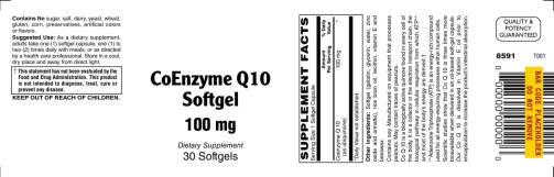 CoQ10 100mg 30sg 1 1