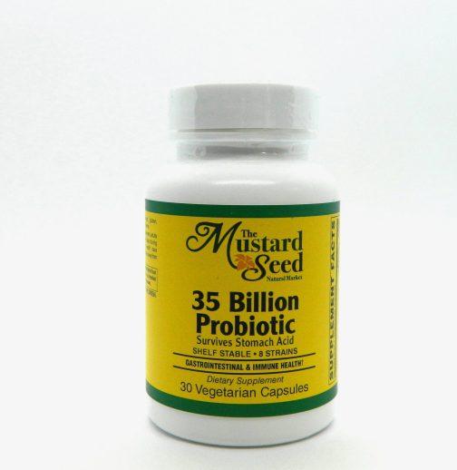 MS 35 Billion Probiotic 30