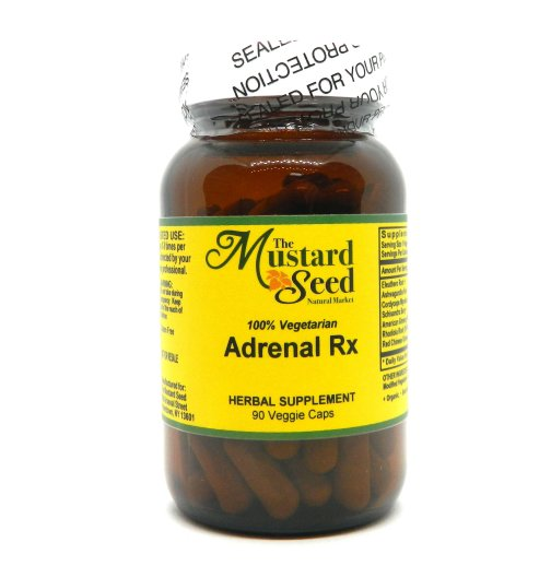 MS Adrenal Vitality 90ct